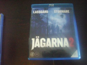 Bluray-film: Jägarna 2 - Kosta - Bluray-film: Jägarna 2 - Kosta