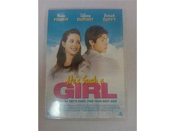 DVD - He s Such A Girl - Kallinge - DVD - He s Such A Girl - Kallinge