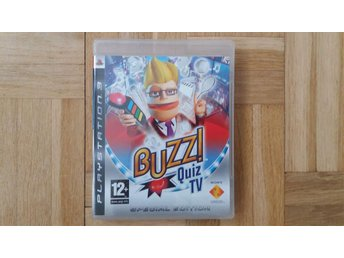 Buzz - Quiz TV - Special Edition - PS3 - Promo