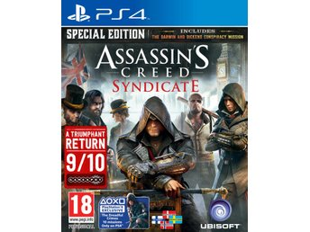 Assassins Creed: Syndicate - Playstation 4