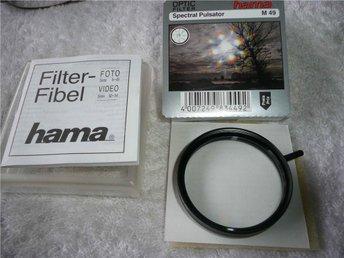 Hama Filter M49 Spectral Pulsator Stjärnfilter - Kungsbacka - Hama Filter M49 Spectral Pulsator Stjärnfilter - Kungsbacka