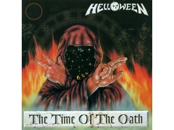 Helloween -The time of the oath lp 2015 edition w/ gatefold