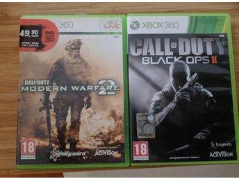 Black ops 2 Samt Modern Warfare 2 [ Lite repor ] - Trelleborg - Black ops 2 Samt Modern Warfare 2 [ Lite repor ] - Trelleborg