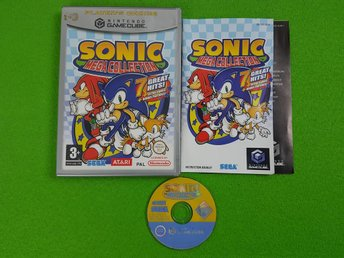 Sonic Mega Collection KOMPLETT GameCube Game Cube