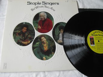 STAPLE SINGERS      BE WHAT YOU ARE