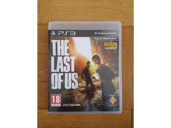 The Last of Us / PS3 Spel