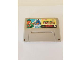 Super Mario world 2 Yoshis Island  (SCN)