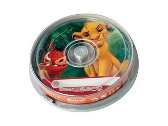 Disney The Lion King CD-R 1X-52X 700MB 80MIN 10P