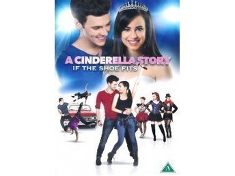 A Cinderella story - If the shoe fits Dvd med Sofia Carson och Thomas Law.
