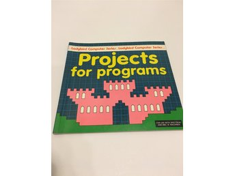 Projects for Programs till ZX Spectrum och BBC - datorbok - Ladybird - från 1984