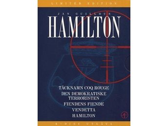 Hamilton - Limiterad Box - 6 disc - Jan Gulliuo