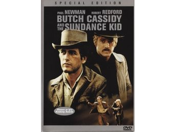 DVD - Butch Cassidy And the Sundance Kid (Special Edition) (Beg)