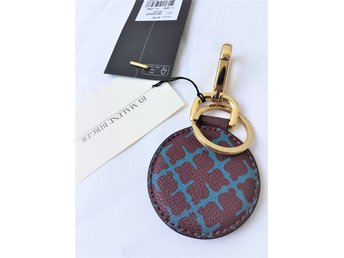 By Malene Birger Keykey Nyckelring - Deep Ruby