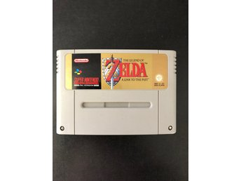 Zelda - A link to the past
