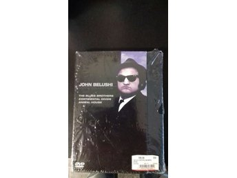 John Belushi Movie collection.Dvd box.