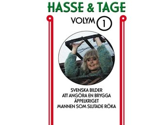 Hasse & Tage / Vol 1 (4 DVD)