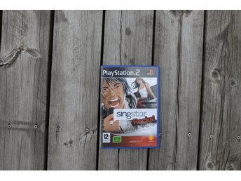PS2 SINGSTAR Rocks Playstation 2
