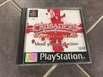 Crusaders Of Might And Magic till PS1