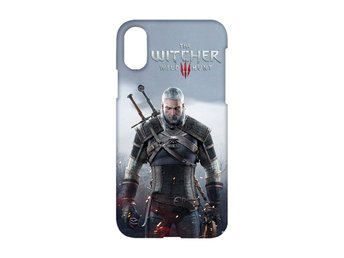 The Witcher iPhone XS Max Skal