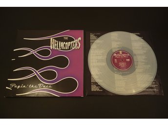 Hellacopters / Payin the dues (clear)