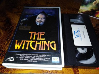 The witching (1983) Svensk Rental Hyr Vtc grå