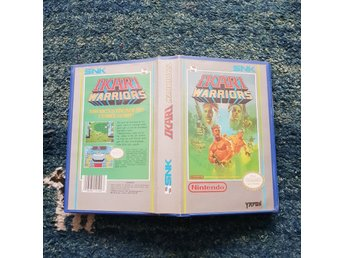 Ikari Warriors - Hyrbox - Nintendo Yapon NES