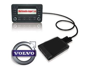 Volvo SC AUX USB interface, V70, S40, C70