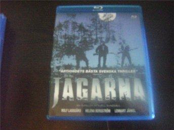 Bluray-film: Jägarna - Kosta - Bluray-film: Jägarna - Kosta