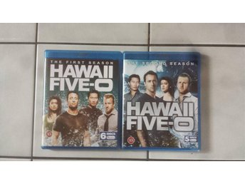 Hawaii Five-O säsong 1-2.