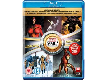 Marvel Knights Collection Blu-ray - Timrå - Marvel Knights Collection Blu-ray - Timrå