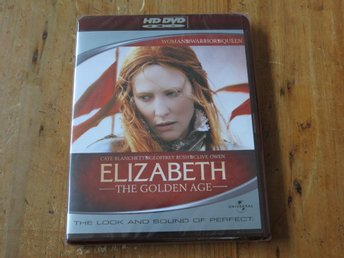 ELIZABETH - THE GOLDEN AGE (HD DVD) Inplastad