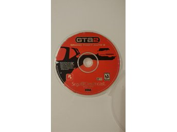 Gta 2 Dreamcast - Malmö - Gta 2 Dreamcast - Malmö