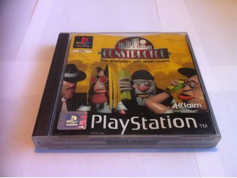 PS1/PSone: Constructor - The Simulation With Street Smarts
