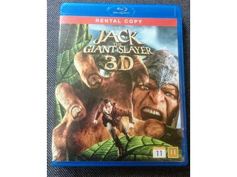 Jack The Giant Slayer 3D Bluray