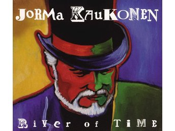 CD Jorma Kaukonen River of time