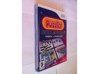 Wii: Puzzler Collection