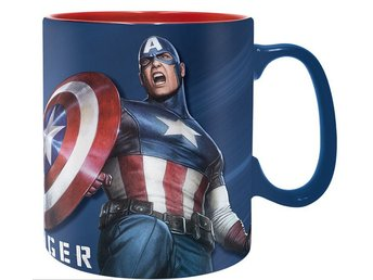 Mugg - Marvel - Captain America - Sentinel of Liberty (ABY392)
