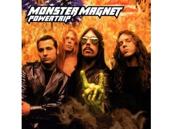 Monster Magnet: Powertrip 1998 (CD)