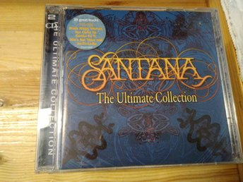 Santana - The Ultimate Collection, 2 x CD