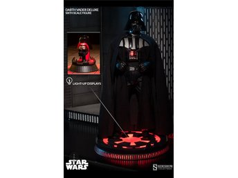 Darth Vader Deluxe - Exclusive by Sideshow Collectibles
