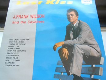 LP J.FRANK WILSON AND THE CAVALIERS
