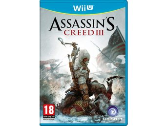 Assassins Creed III - WiiU