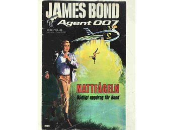 James Bond - Löpnr: 50 VG