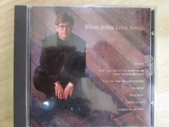Elton John - Love Songs (1995)