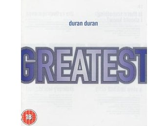Duran Duran: Greatest 1981-98 (CD + DVD)