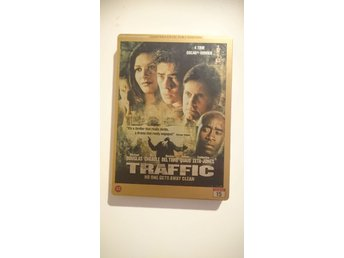TRAFFIC - Limited collectors edition DVD (STEELBOK)