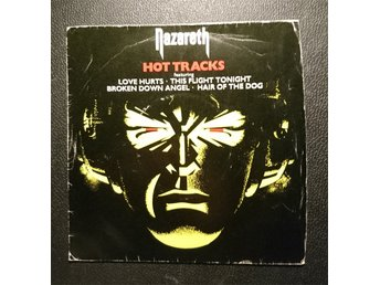 "NAZARETH  ""4 track EP""   1977 UK    single 7"""