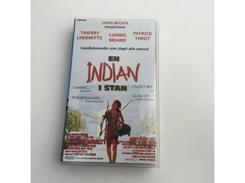 VHS-film, En indian i stan