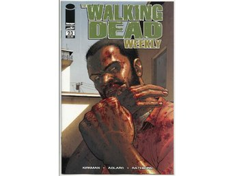 Walking Dead Weekly # 23 NM Ny Import