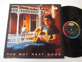 "Russel Smith ""The Boy Next Door"""